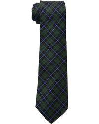 Lauren by Ralph Lauren - Holiday Tartan Tie (black) Ties - Lyst