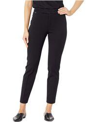 Lauren by Ralph Lauren - Stretch Twill Skinny Pants (black) Women's Clothing - Lyst