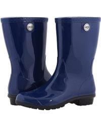 ca95aef0cee Lyst - UGG Sienna (matte Garnet) Women's Boots in Green