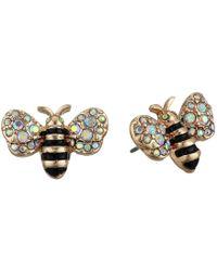 b754f2c998f8d Bee Stud Earrings