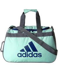 2b66a528c6e0 Lyst - Adidas Climaproof® Menace Duffel in Gray