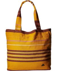 Prana - Cinch Tote (adobe) Tote Handbags - Lyst