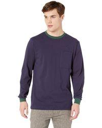 Publish - Hama Long Sleeve Knit (navy) Men's Clothing - Lyst