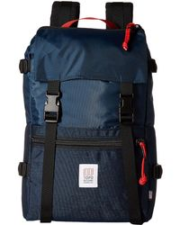 Topo Designs - Rover Pack (olive/khaki) Backpack Bags - Lyst