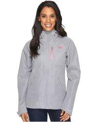 The North Face - Dryzzle Jacket (tnf Medium Grey Heather) Women's Coat - Lyst