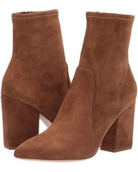 9b91107ad335 Loeffler Randall - Isla Slim Ankle Bootie (black) Women s Shoes - Lyst