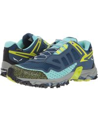 Salewa - Ultra Train Gtx (dark Denim/aruba Blue) Women's Shoes - Lyst