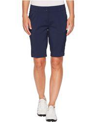 Skechers - High Side Bermuda Shorts (khaki) Women's Shorts - Lyst
