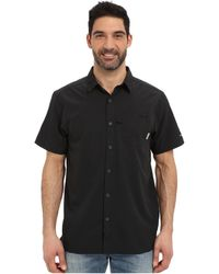 Columbia - Slack Tidetm Camp Shirt (vivid Blue) Men's Short Sleeve Button Up - Lyst