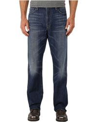 Lucky Brand - 181 Relaxed Straight In Lakewood (lakewood) Men's Jeans - Lyst