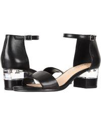 Bella Vita - Fitz (black Leather) Women's Hook And Loop Shoes - Lyst