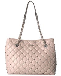 Jessica Simpson - Steffi Tote (powder Blush) Tote Handbags - Lyst