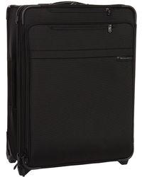 Briggs & Riley - Baseline - Medium Expandable Upright (olive) Luggage - Lyst