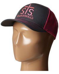 STS Ranchwear Cap - Black