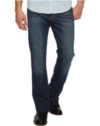 7 For All Mankind - Brett Bootcut Jeans In New York Dark (new York Dark) Men's Jeans - Lyst