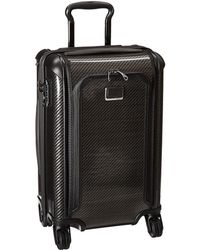 Tumi - Tegra-lite(r) Max International Expandable Carry-on (black Graphite) Carry On Luggage - Lyst