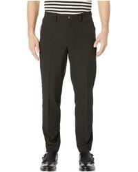 Versace - Cord Detail Trousers (black) Men's Casual Pants - Lyst