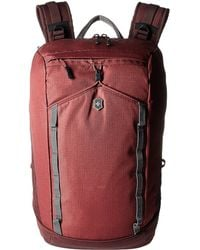 889bbda730a6 Victorinox - Altmont Active Compact Laptop Backpack (burgundy) Backpack  Bags - Lyst