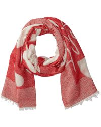 Vivienne Westwood - Hearts And Geo Scarf - Lyst