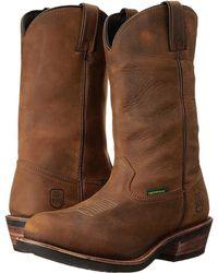 Dan Post - Albuquerque (black) Cowboy Boots - Lyst