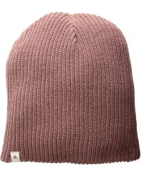20a269ece17 Burton - All Day Long Beanie (rose Brown) Beanies - Lyst