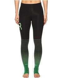 2XU - Elite Recovery Compression Tights (black/nero) Women's Workout - Lyst