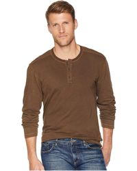 Agave - Abbott (red Ocre) Men's Clothing - Lyst