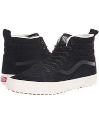 53989a54c6e58c Lyst - Vans SK8 Hi MTE - Men s Vans SK8 Hi MTE Sneakers