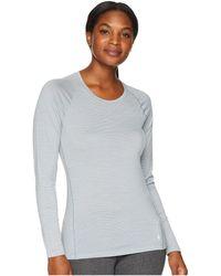 Smartwool - Merino 150 Baselayer Pattern Long Sleeve (potion Pink) Women's Clothing - Lyst