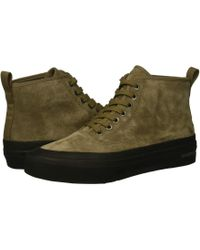 Seavees - Mariners Boot Pig Suede (black) Men's Shoes - Lyst