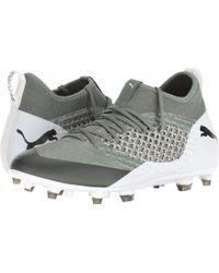 47474ce5473 PUMA - Future 2.3 Netfit Fg ag ( Silver peacoat) Men s Shoes -