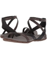 Chaco - Juniper (rust) Women's Sandals - Lyst