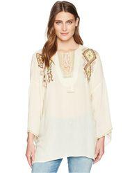 Double D Ranchwear - Hotlanta Top (string) Women's Clothing - Lyst