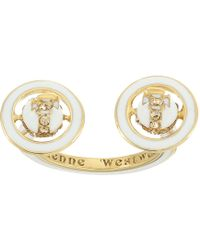 Vivienne Westwood - Iona Ring - Lyst