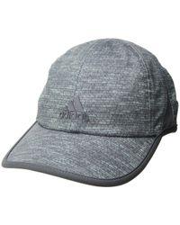 ea0ad8c5a6f Lyst - adidas Superlite Pro Cap (white dunes) Caps in Gray