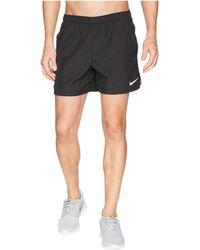 Nike - Challenger 5 Running Short (anthracite/anthracite/anthracite) Men's Shorts - Lyst