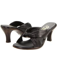 Onex - Modest (black Leather) Women's Dress Sandals - Lyst