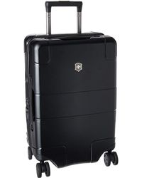 Victorinox - Lexicon Hardside Frequent Flyer Carry-on (black) Luggage - Lyst