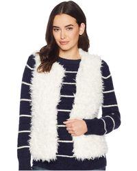 Ariat - Cozy Vest (vanilla Ice) Women's Vest - Lyst