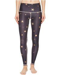 Teeki - Great Star Nation Black Hot Pants (black) Women's Casual Pants - Lyst