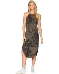 Hurley - Reversible Wash Dress (twilight Marsh) Women's Dress - Lyst