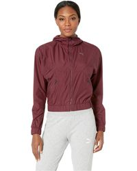 PUMA - Explosive Arrive Jacket (fig) Women's Coat - Lyst
