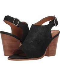 Trask - Parker (brown Brush-off Calfskin) Women's Hook And Loop Shoes - Lyst
