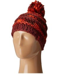 The North Face - Nanny Knit Beanie - Lyst