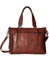Day & Mood - Karley Satchel (heather) Satchel Handbags - Lyst