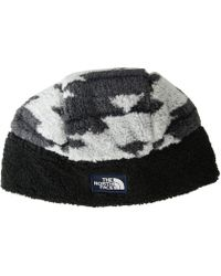 The North Face - Campshire Beanie (four Leaf Clover) Beanies - Lyst 35882b6732d7