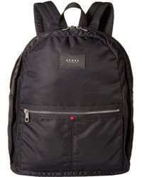 State Bags - Nylon Kent Backpack (black) Backpack Bags - Lyst