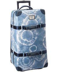 Burton - Wheelie Double Deck (grateful Shibori) Duffel Bags - Lyst