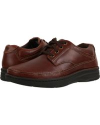Drew - Toledo (black Calf) Men's Lace Up Casual Shoes - Lyst