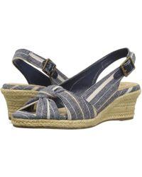 Bella Vita - Seraphina Ii (black Silk) Women's Shoes - Lyst